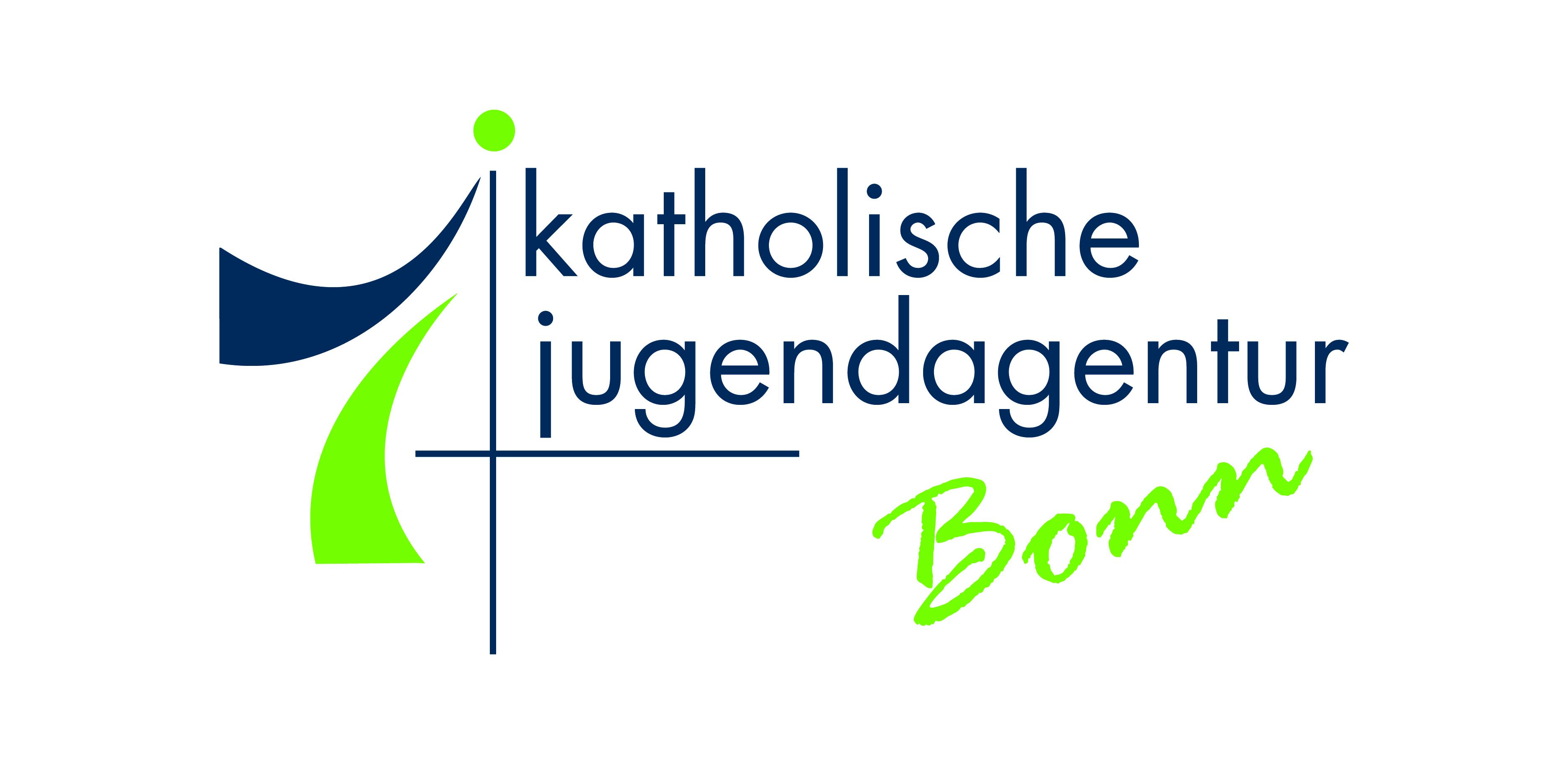 Logo der katholischen Jugendagentur Bonn.